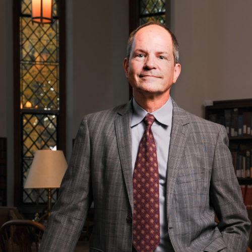 Drew Minter, Senior Lecturer of Music, October 2015